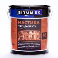 """Мастика битумная """"Фундамент"""""""
