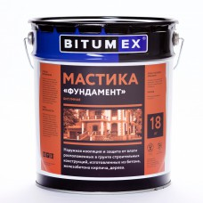 "Mastic bituminous "" Foundation"""