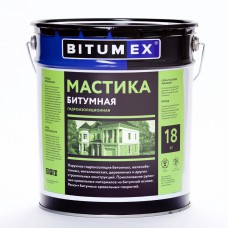 Mastic bituminous waterproofing