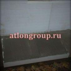 Polystyrene EPS16 Fasad 1000x500x150 mm plate