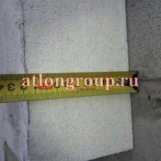 Polystyrene EPS14 Fasad 1000x500x150 mm plate