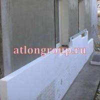 Пенополистирол ППС16 Фасад 1000х500х50 мм лист