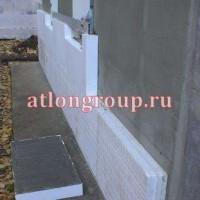 Пенополистирол ППС14 Фасад 1000х500х50 мм лист