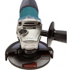 Makita GA4530 replacing brushes